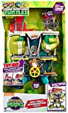 Teenage Mutant Ninja Turtles Half Shell Heroes Half Shell Headquarters Playset
