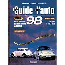 Guide de l'auto 1998 -le