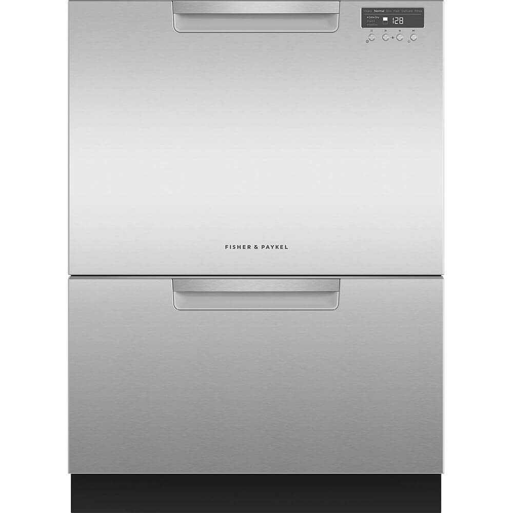 Fisher Paykel DD24DCTX9N Full Console Double DishDrawer