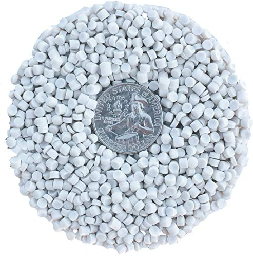 Buy Cheap Plastic Pellets Bulk for Weighted Blankets (50LBS) Machine Washable & Dryable