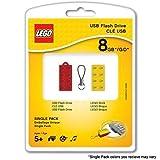 3 X PNY 8GB USB Flash Drive - Ages 5+ P-FDI8GBLEGO-GE