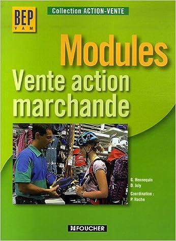 Livres gratuits en ligne Modules Vente action marchande BEP VAM epub pdf