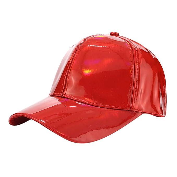 MINXINWY_ Gorras Sombreros de Mujer Verano, béisbol Unisex de Hip ...