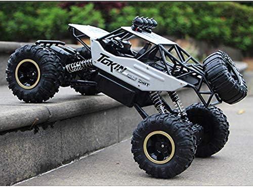 YYSDH Voiture Télécommandée, 1:12 Double Moteur Telecommandé Buggy 2.4Ghz 4WD RC Camion Monster Truck, RC Crawler Racing Jouet Auto pour Adulte Enfants