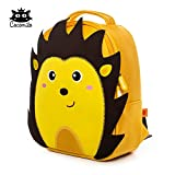 Toddler Kids Backpack Zoo Animals Baby Bag with Leash - Penguin,Pig by New Running (lion)