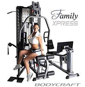 Bodycraft X2 Multi-Station Home Gym