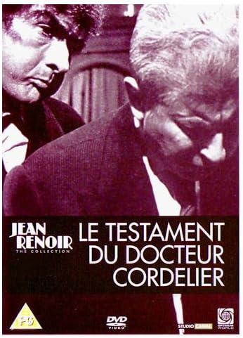 DOCTEUR CORDELIER LE GRATUIT DU TÉLÉCHARGER TESTAMENT
