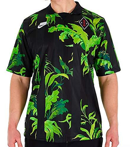 Nike Men's Sportswear Floral Soccer Shirt Size Medium -