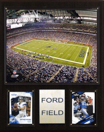 - NFL Ford Field Stadium Plaque
