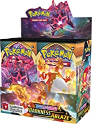 Pokémon TCG: Sword & Shield Darkness Ablaze Booster Box, Multi (174-81