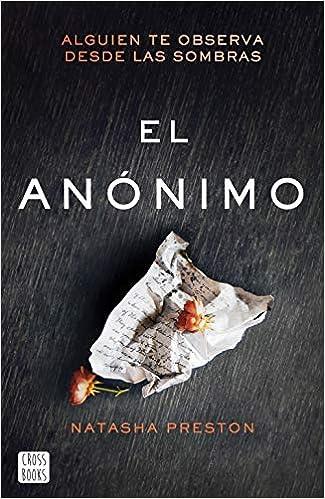 Book's Cover of El anónimo (Crossbooks) (Español) Tapa blanda – 26 febrero 2019