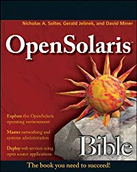 Opensolaris Bible (Bible (Wiley))