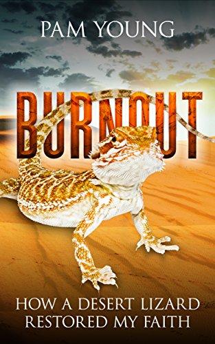 Burnout: How A Desert Lizard Restored My Faith by Pam Young ebook deal