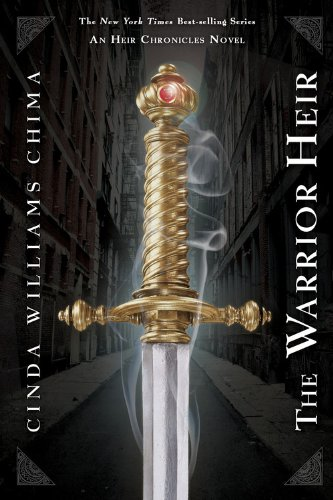 The Warrior Heir ((The Heir Chronicles, Book 1)) [Cinda Williams Chima] (Tapa Blanda)