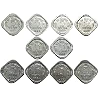 Genuine Coins Gallery. 5 Pai.10 Different Years Coins