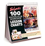Tom Lynch's 100 Watercolor Workshop Lesson Charts, Tom Lynch, 1929834217