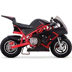 Electric Battery 500 Watt 36V Mini Pocket Bike Motorcycle Boys Girls Youth