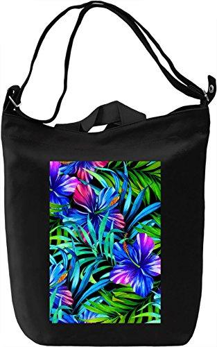Texture design no. 51 Borsa Giornaliera Canvas Canvas Day Bag  100% Premium Cotton Canvas  DTG Printing 