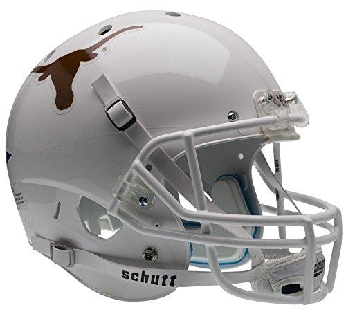 (Texas Longhorns Officially Licensed Full Size XP Replica Football Helmet)
