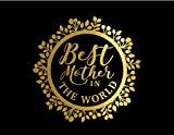 Best CMI Decals In The Worlds - ND261G Best Mother In The World Decal Sticker Review