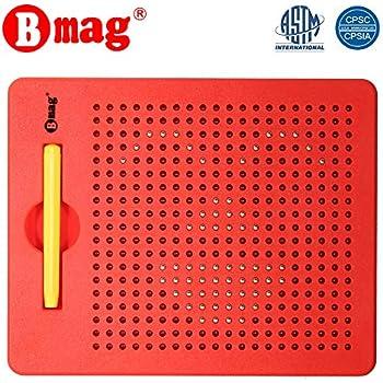 Amazon.com: Giromag Magna tab imanes tamaño grande libre ...
