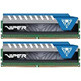 Patriot Memory Extreme Performance 32GB DDR4 2133MHz módulo de - Memoria (32 GB, 2 x 16 GB, DDR4, 2133 MHz, 288-pin DIMM, Negro, Azul)