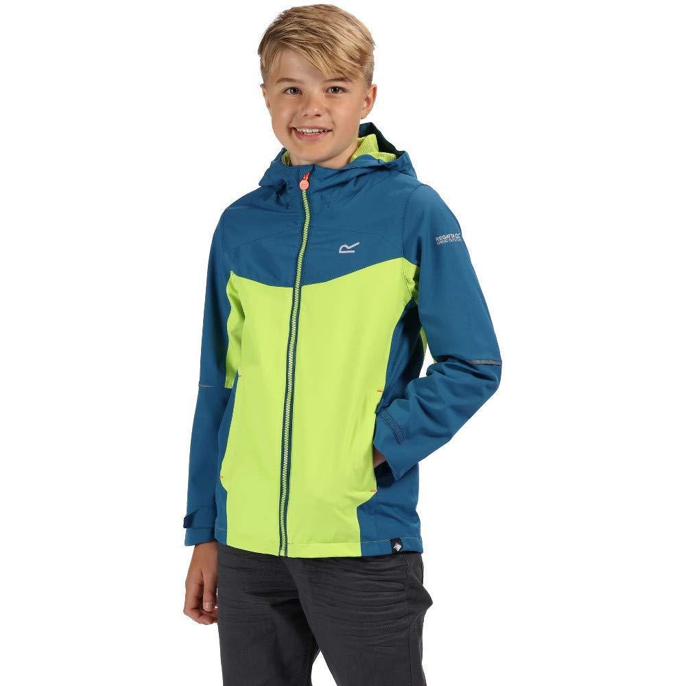 Regatta Waterproof Hipoint Strtch II Kids Outdoor