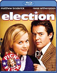 NEW Broderick/witherspoon - Election (Blu-ray)