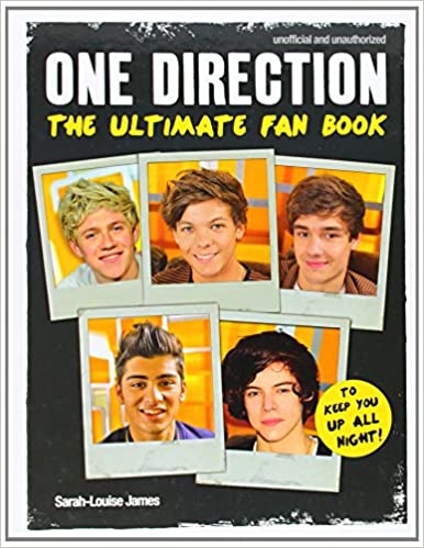 One Direction: The Ultimate Fan Book: Unofficial and Unauthorized 9780764166143 Children's Painting, Arts & Music (Books) at amazon