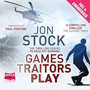 Games Traitors Play Audiobook