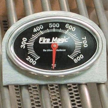 Fire Magic Grill Top Thermometer 3573