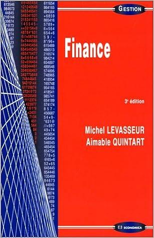 Livres gratuits Finance pdf, epub ebook