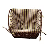 Storage Basket Collapsible Washing Basket Folding Bin For Home Use (Color : Stylee 2)