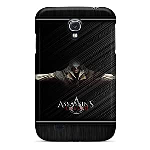 Hbymw9965ArUam Case Cover, Fashionable Galaxy S4 Case - Assassins Creed