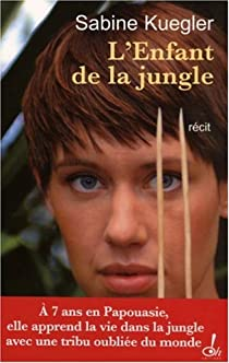 L'enfant de la jungle par Kuegler