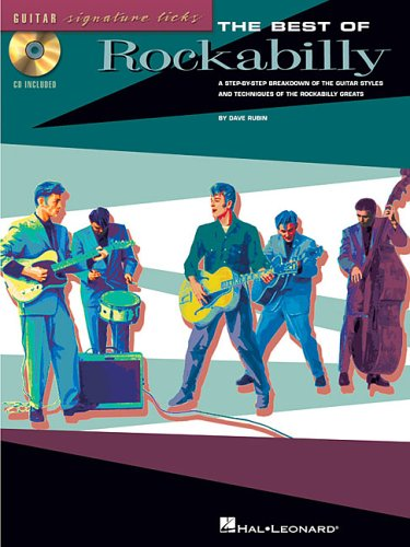 Download The Best of Rockabilly: A Step-by-Step Breakdown of the Guitar Styles and Techniques of the Rockabilly Greats ebook