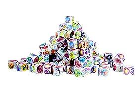 Kangaroo Mega Sticker Variety Pack - 2500 Stickers!