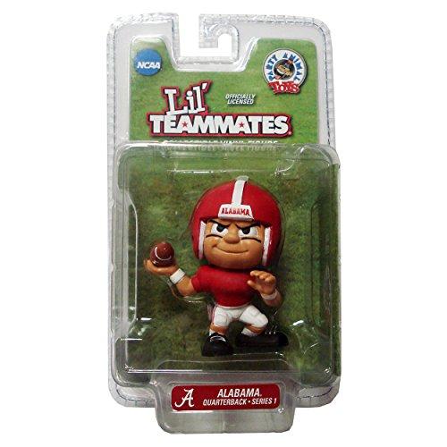 Lil' Teammates Alabama Crimson Tide Quarterback NCAA Figurines