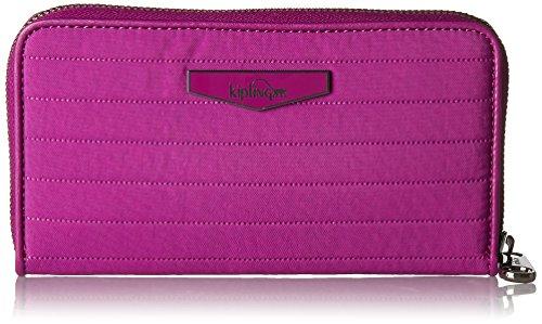 per 5x10x2 rosa selvaggio 18 Portafoglio cm donna rosa Nimmi Kipling EwvXRqEO