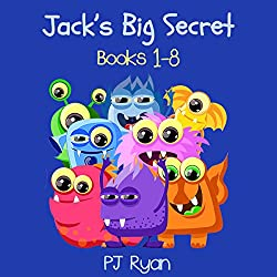 Jack's Big Secret: Books 1-8