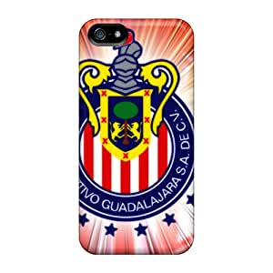Best Hard Phone Case For Iphone 5/5s With Allow Personal Design Trendy Chivas Pattern KerryParsons