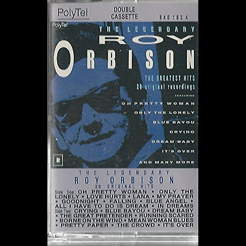 Roy Orbison - Roy Orbison: The Legendary Roy Orbison 20 Original Hits Cassette Nm Canada - Zortam Music