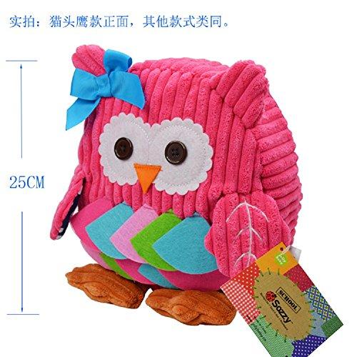RockFoxOutlet 3D Cartoon animal infant backpack / shoulder b