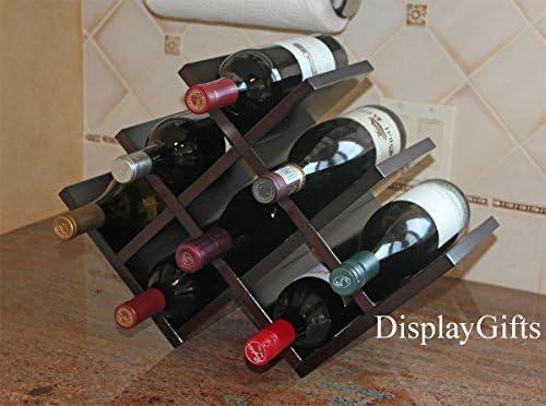 Top Stage Decorative Wine Rack
