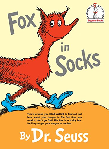 Book : Fox in Socks (Beginner Books) - Dr. Seuss - Theodo...