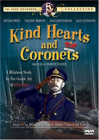 Coronet Head - Kind Hearts and Coronets
