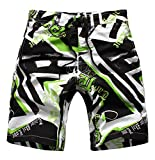 Children's Boys' Printed Trunks Swim Shorts