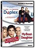 Duplex/ My Boss's Daughter - Double Feature [DVD]