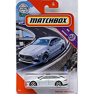 Matchbox Mercedes AMG GT 63 S: Toys & Games