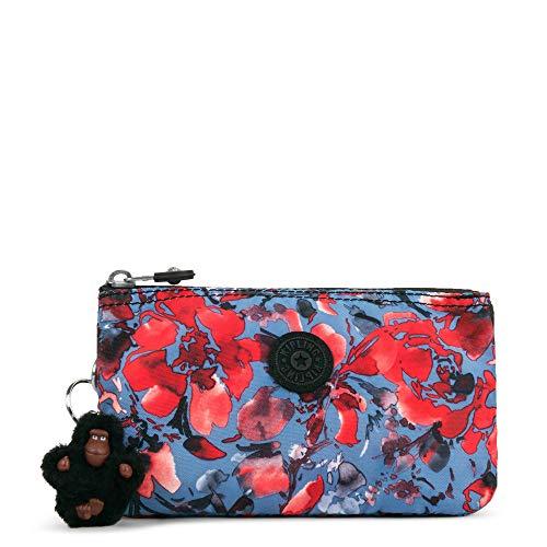 Kipling Creativity Large Pouch One Size Festive Floral